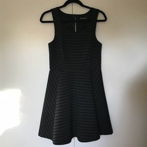 *Donating 8/30* NWOT Express Fit and Flare Dress